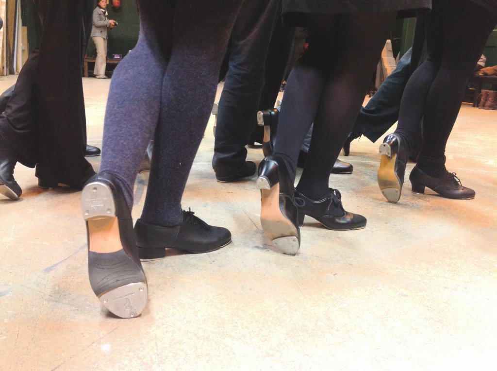 Sue Worral's Tap Dance Classes in Bristol